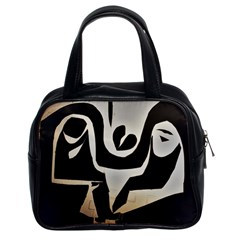 With Love Classic Handbags (2 Sides)