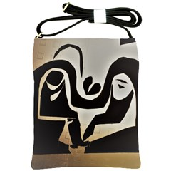 With Love Shoulder Sling Bags