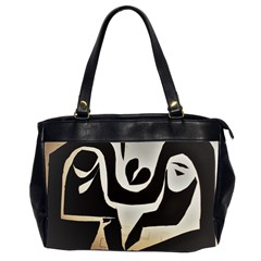 With Love Office Handbags (2 Sides)
