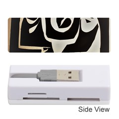 With Love Memory Card Reader (stick)
