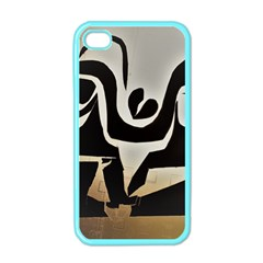 With Love Apple Iphone 4 Case (color)