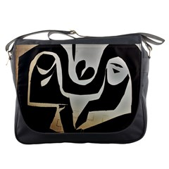 With Love Messenger Bags
