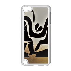 With Love Apple Ipod Touch 5 Case (white)