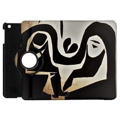 With Love Apple Ipad Mini Flip 360 Case