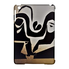 With Love Apple Ipad Mini Hardshell Case (compatible With Smart Cover)