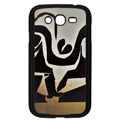 With Love Samsung Galaxy Grand Duos I9082 Case (black)