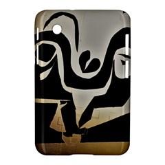 With Love Samsung Galaxy Tab 2 (7 ) P3100 Hardshell Case