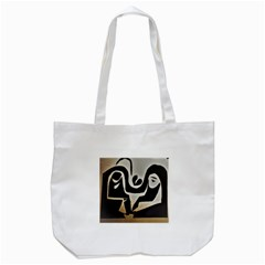 With Love Tote Bag (white)