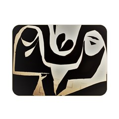 With Love Double Sided Flano Blanket (mini)