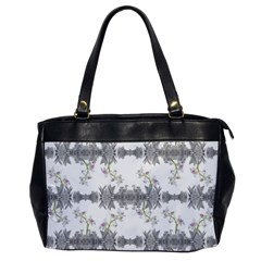 Floral Collage Pattern Office Handbags