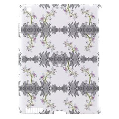 Floral Collage Pattern Apple Ipad 3/4 Hardshell Case (compatible With Smart Cover)