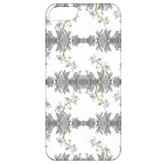 Floral Collage Pattern Apple Iphone 5 Classic Hardshell Case