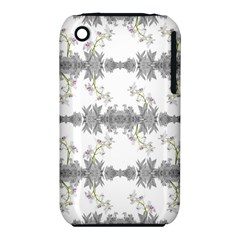 Floral Collage Pattern Iphone 3s/3gs