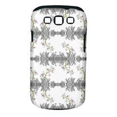 Floral Collage Pattern Samsung Galaxy S Iii Classic Hardshell Case (pc+silicone)