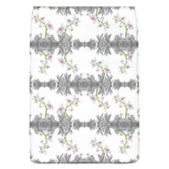 Floral Collage Pattern Flap Covers (l)
