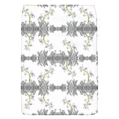 Floral Collage Pattern Flap Covers (s)