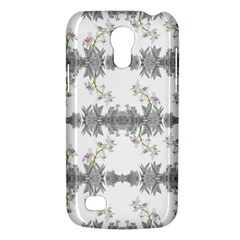 Floral Collage Pattern Galaxy S4 Mini