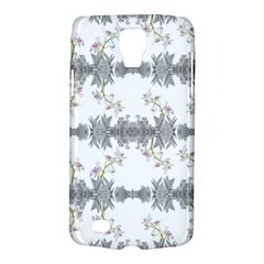 Floral Collage Pattern Galaxy S4 Active