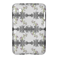 Floral Collage Pattern Samsung Galaxy Tab 2 (7 ) P3100 Hardshell Case