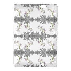 Floral Collage Pattern Kindle Fire Hdx 8 9  Hardshell Case