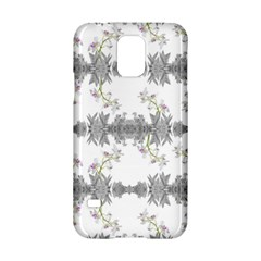 Floral Collage Pattern Samsung Galaxy S5 Hardshell Case