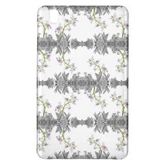 Floral Collage Pattern Samsung Galaxy Tab Pro 8 4 Hardshell Case