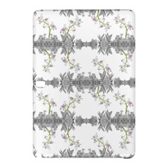 Floral Collage Pattern Samsung Galaxy Tab Pro 12 2 Hardshell Case