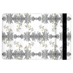 Floral Collage Pattern Ipad Air Flip