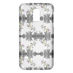 Floral Collage Pattern Galaxy S5 Mini
