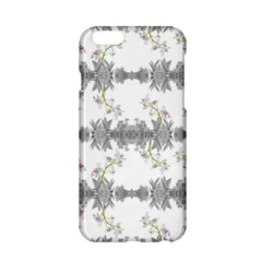Floral Collage Pattern Apple Iphone 6/6s Hardshell Case