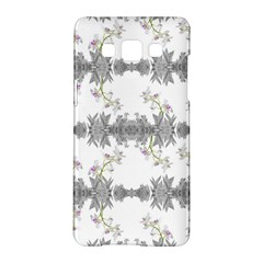 Floral Collage Pattern Samsung Galaxy A5 Hardshell Case