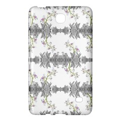Floral Collage Pattern Samsung Galaxy Tab 4 (7 ) Hardshell Case