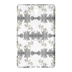 Floral Collage Pattern Samsung Galaxy Tab S (8 4 ) Hardshell Case
