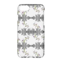 Floral Collage Pattern Apple Iphone 7 Hardshell Case