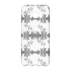 Floral Collage Pattern Samsung Galaxy S8 Hardshell Case