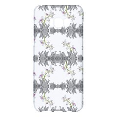 Floral Collage Pattern Samsung Galaxy S8 Plus Hardshell Case