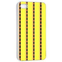 Pattern Background Wallpaper Banner Apple Iphone 4/4s Seamless Case (white)