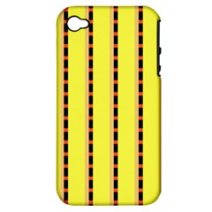 Pattern Background Wallpaper Banner Apple Iphone 4/4s Hardshell Case (pc+silicone)