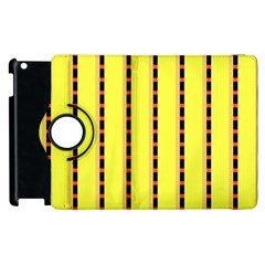 Pattern Background Wallpaper Banner Apple Ipad 2 Flip 360 Case