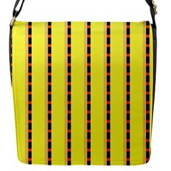 Pattern Background Wallpaper Banner Flap Messenger Bag (s)