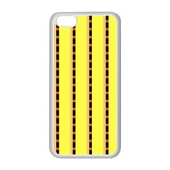 Pattern Background Wallpaper Banner Apple Iphone 5c Seamless Case (white)