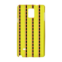 Pattern Background Wallpaper Banner Samsung Galaxy Note 4 Hardshell Case