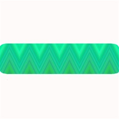 Zig Zag Chevron Classic Pattern Large Bar Mats