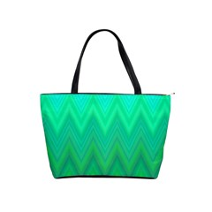 Zig Zag Chevron Classic Pattern Shoulder Handbags