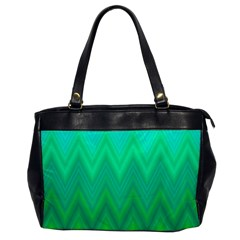 Zig Zag Chevron Classic Pattern Office Handbags