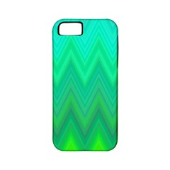 Zig Zag Chevron Classic Pattern Apple Iphone 5 Classic Hardshell Case (pc+silicone)