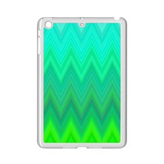 Zig Zag Chevron Classic Pattern Ipad Mini 2 Enamel Coated Cases