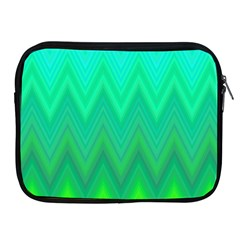 Zig Zag Chevron Classic Pattern Apple Ipad 2/3/4 Zipper Cases
