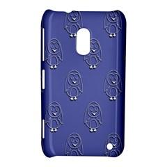 Owl Pattern Wallpaper Vector Nokia Lumia 620