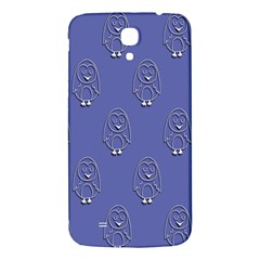 Owl Pattern Wallpaper Vector Samsung Galaxy Mega I9200 Hardshell Back Case